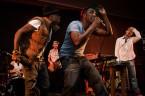Ruff Kid, Slap Dee, Timbuktu and DAMN! , Lusaka, Zambia