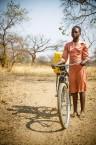 Belita, Schoolgirl in Zambia