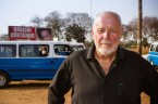Journalist Janne Andersson, Lusaka, Zambia