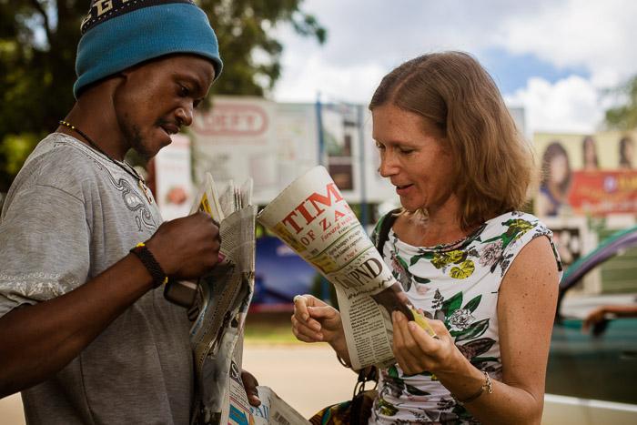 Camilla Hebo Buus, Lusaka, Zambia